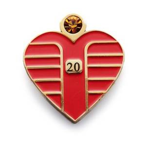 20-year- heart-nursing-pin