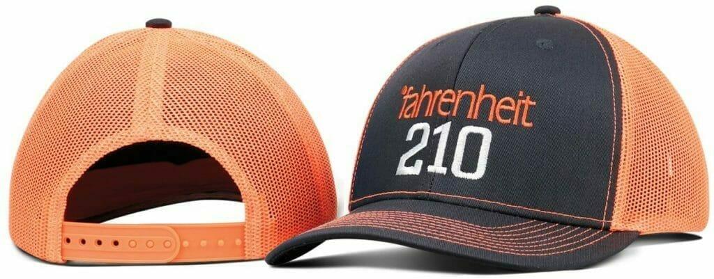 custom trucker hats