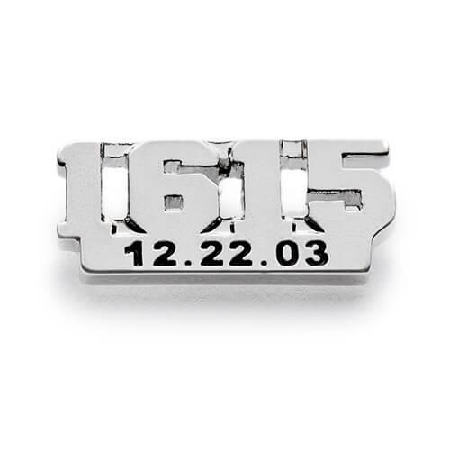 custom 3d cast pin
