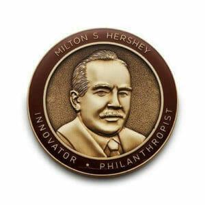 3d-coin-for-hersheys-corporation