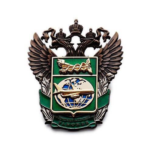 crest pins
