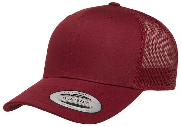 flexfit 6606 retro trucker cap