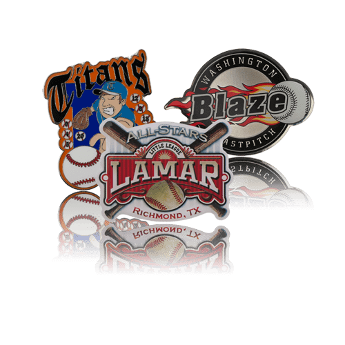 fastpitch trading pins