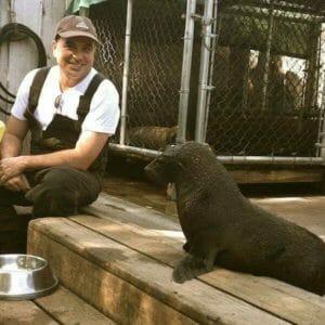 paul stark marine mammal rescuer