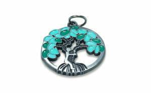 Custom Tree Pendant