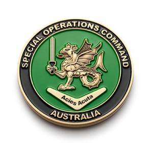 special operations military coin