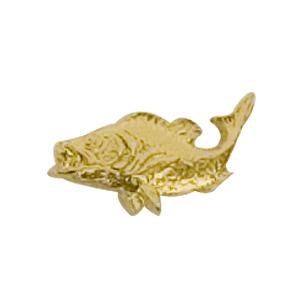 bass lapel pin