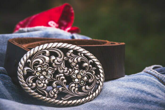 belt buckle custom
