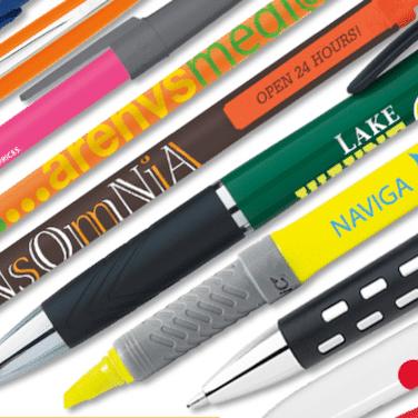 custom company pens