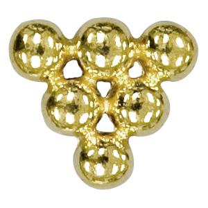 billiard balls lapel pin
