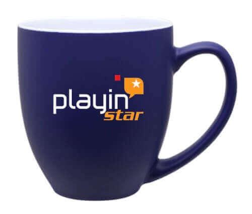 bistro logo mugs