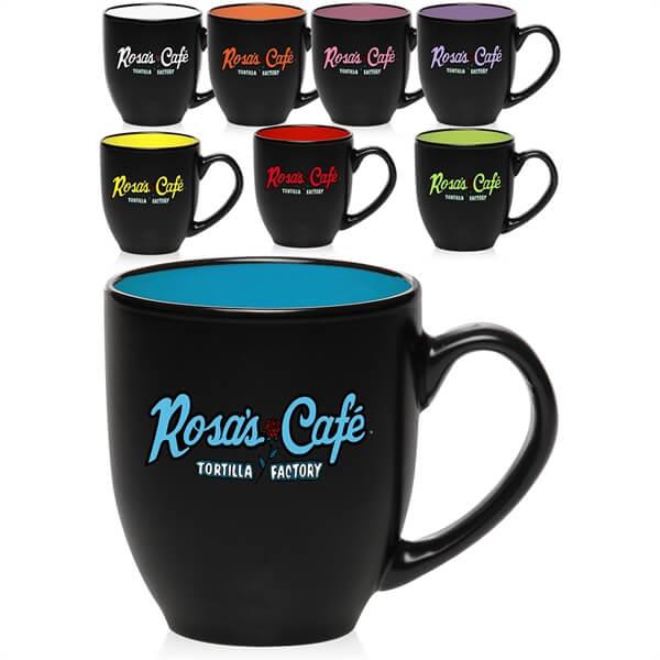custom bistro mugs