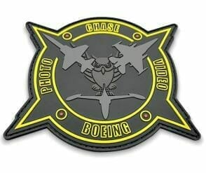 boeing pvc patches