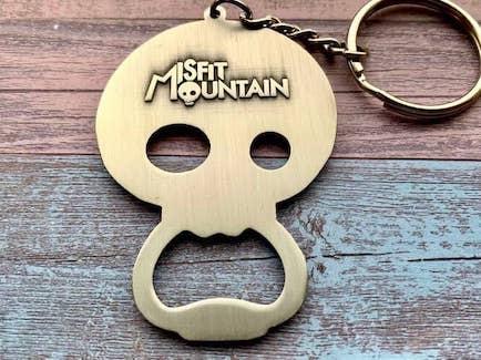 bottle opener keychain design