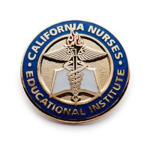 custom nursing pins