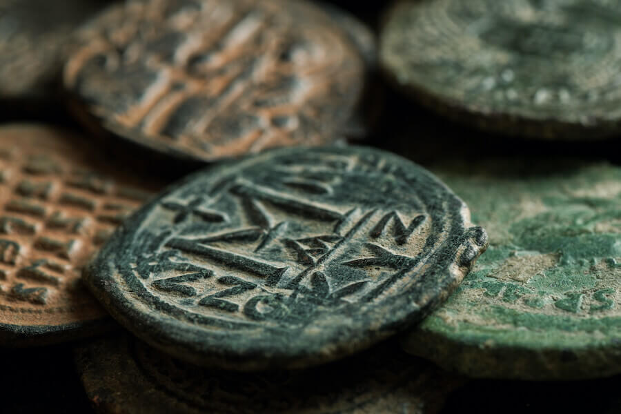 collectible old coins