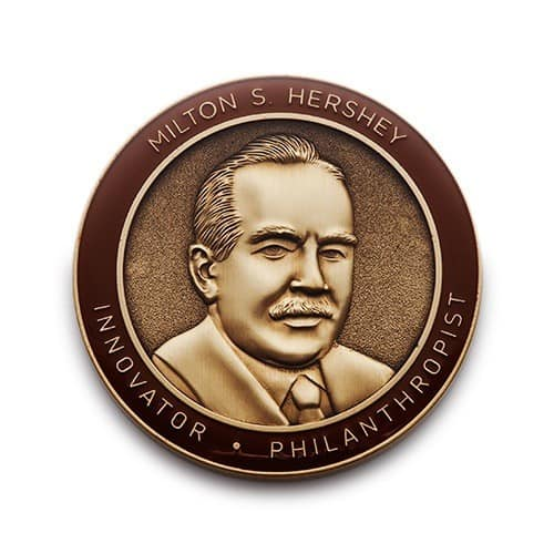 commemorative hershey company coin