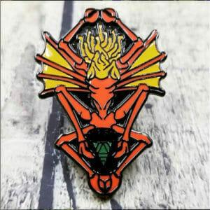 unique pin design