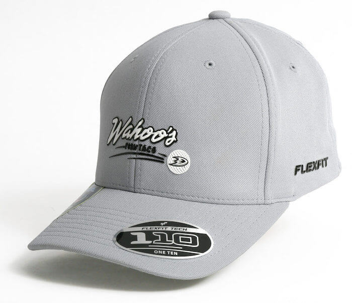 110 flexfit hat with embroidery