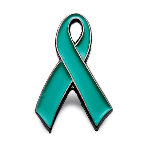 awareness ribbon pin