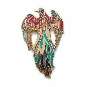 custom cloisonne pins