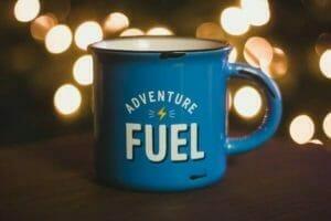 customized campfired mug design