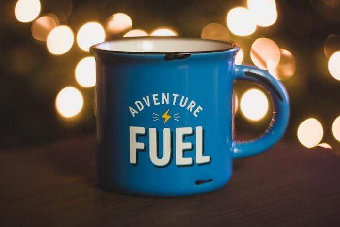 customized campfired mug design
