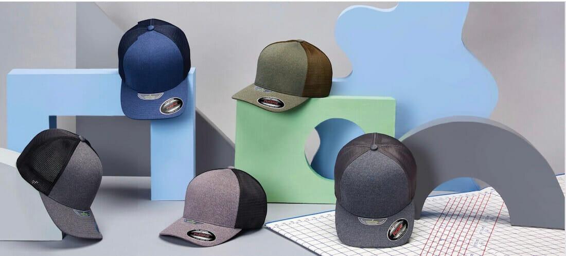 custom flexfit hats
