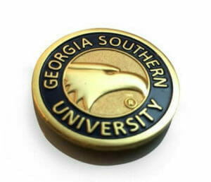 school pin for georgia southern university