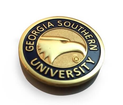 school pin for georgia southern university