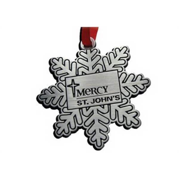 mercy st. john's hospital ornament