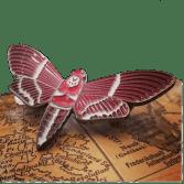 custom butterfly pins design