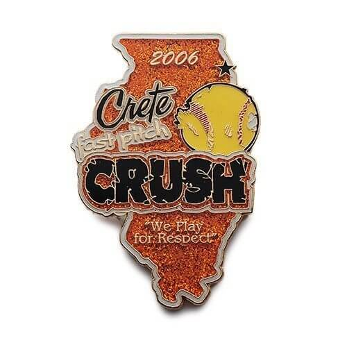 crush pin