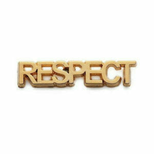 cast pin respect design