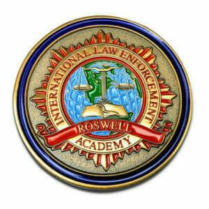 law enforcement coins