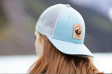 custom patch hats