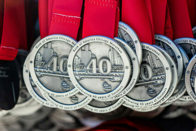 custom made marathon medals