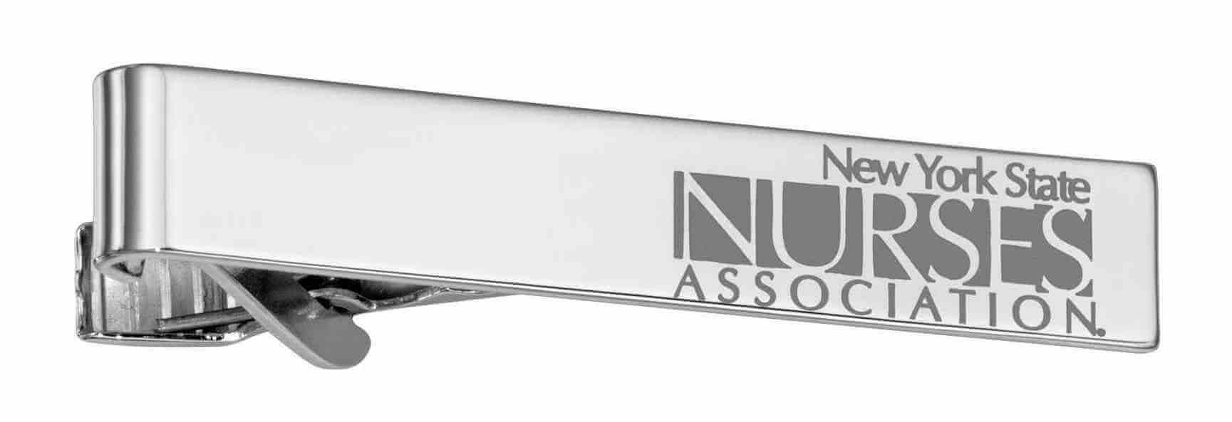 custom nursing tie bar