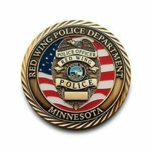 police coins custom law enforcement design