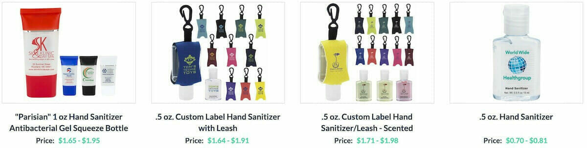 hand saniters