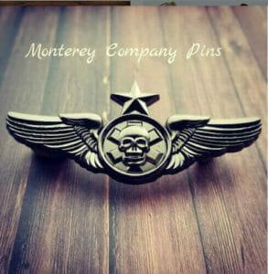 custom wing pin