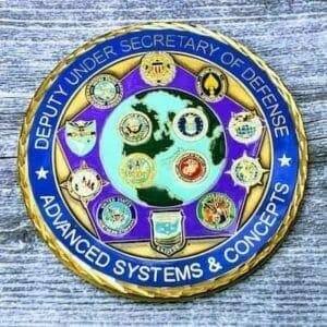 enamel coin design
