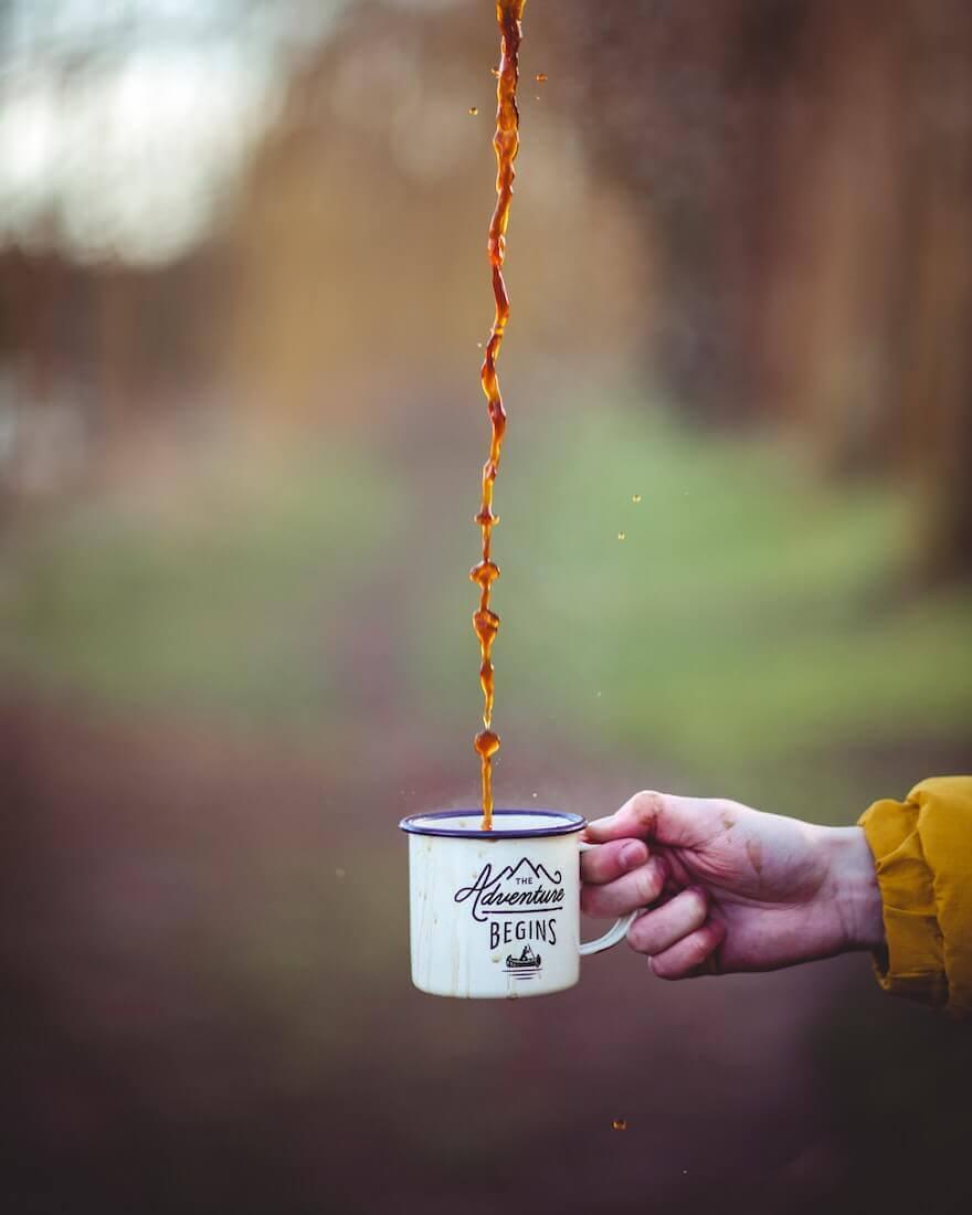 designed mug