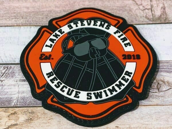 custom firefighter patches