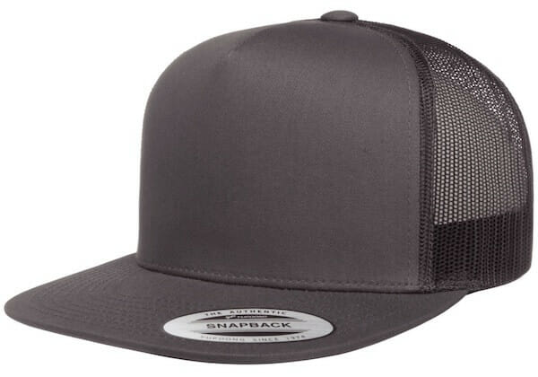 flexfit 6006 trucker hat
