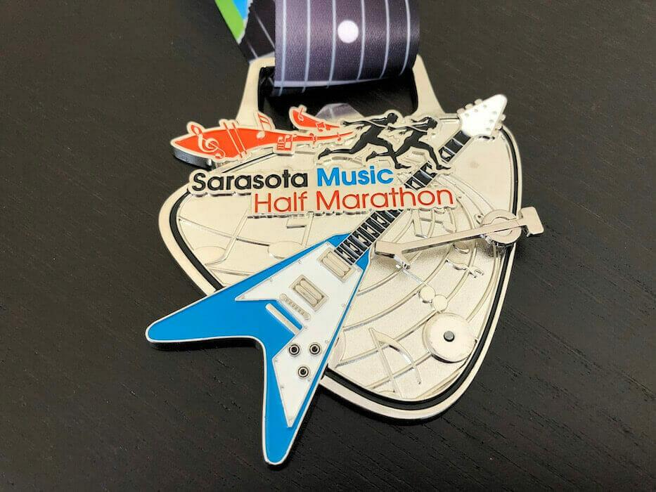 half marathon award