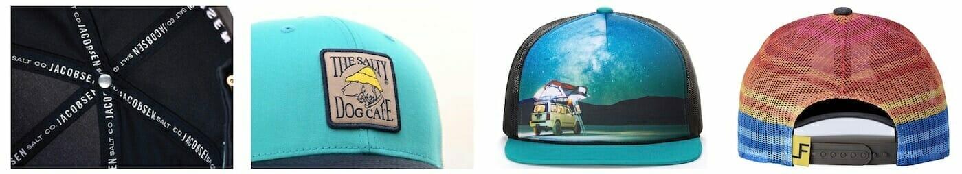 hat decoration options
