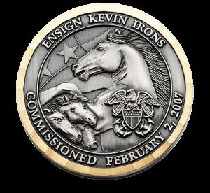 custom-3d-horse-coin