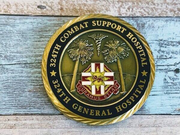 custom coin logo
