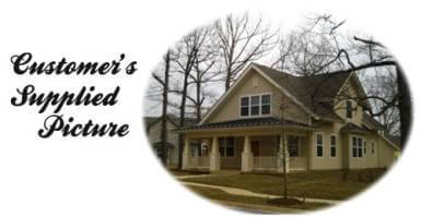 Real Estate Lapel Pins - Customer Photo